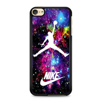 iPod Touch 4 5 6 case, iPhone 6 6s 5s 5c 4s Cases, Samsung Galaxy Case, HTC One case, Sony Xperia case, LG case, Nexus case, iPad case, Jordan nebula space Nike Cases
