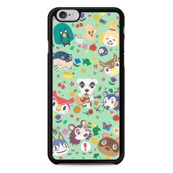 Animal Crossing New Leaf iPhone 6/6S Case