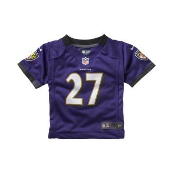 Nike NFL Baltimore Ravens (Ray Rice) Infant Kids' Football Home Game Jersey