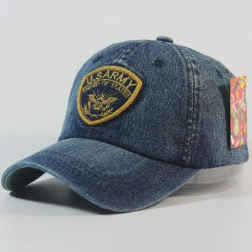 US Army Lettered cowboy Cap