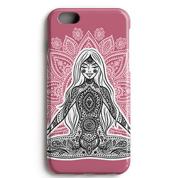 Yoga Mandala Spiritual Phone Case