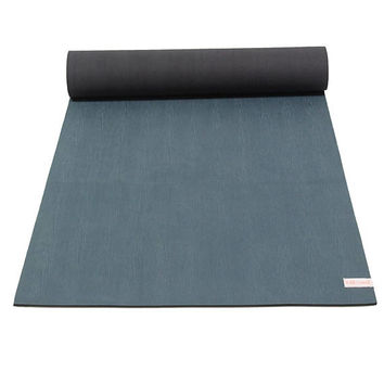 Sol Living Green Natural Rubber Yoga Mat, Sturdy, Extra Thick Premium Non-Slip Yoga Mat - Meditation, Pilates 24x72 Inches FREE SHIPPING!