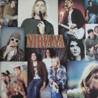 Nirvana/kurt Cobain 13 Action Shot - Poster- Rare New - Image Print Photo