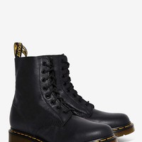 Dr. Martens Pascal 8-Eye Leather Boot - Black
