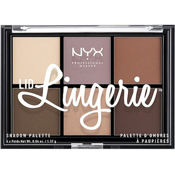 Nyx Cosmetics Lid Lingerie Shadow Palette | Ulta Beauty