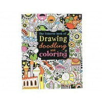 Drawing, Doodling  Coloring Book