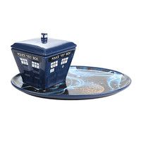 Doctor Who TARDIS Soup and Sandwich Vortex Set