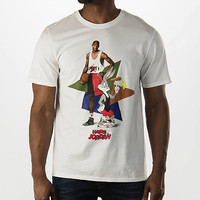 Men's Air Jordan Retro 7 WB Hare Poster T-Shirt