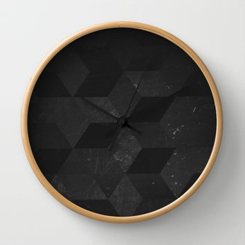 Fade to Black Wall Clock by DuckyB (Brandi)