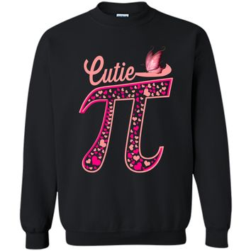 Pi Day Shirt Women Kids Men Toddler Math Teacher Gift Funny Printed Crewneck Pullover Sweatshirt 8 oz