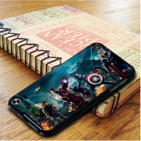 The Avengers Marvel iPod Touch 5 Case