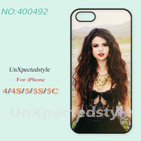 iPhone 4/4S Case, iPhone 5/5S Case, iPhone 5C Case, Phone Cases, selena gomez, Phone covers, Skins, Case for iPhone-400492