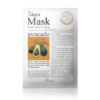 Avocado 7 Days Mask
