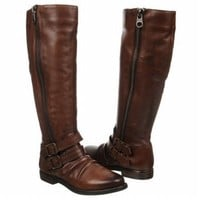 Women's Steve Madden  Saviorr Brown Leather Shoes.com