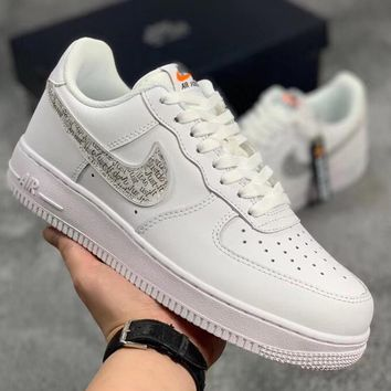 Trendsetter  Nike Air Force 1 Men Fashion Casual  Skateboard Shoes