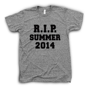 R.I.P Summer 2014 | Women's Top, Funny Girl Tees