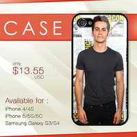 Dylan O'Brien hard plastic available for iphone 4/4s,5/5s/5c and samsung galaxy S3/S4/S5 case