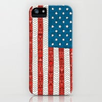 USA iPhone & iPod Case by Bianca Green