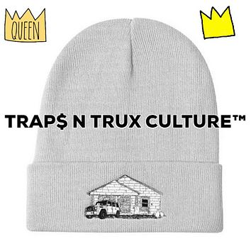 Trap House Knit Beanie
