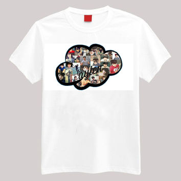 Caylen Cloud Collage Tshirt