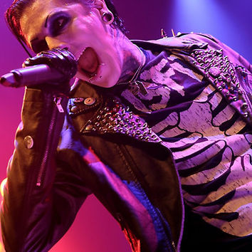 Motionless In White by Kaley Nelson