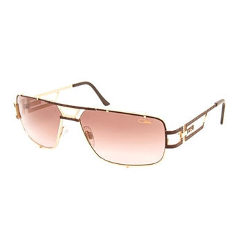 Cazal 9034 Brown Gold Sunglasses