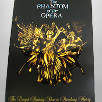 Souvenir Program, BroadwayStore.com