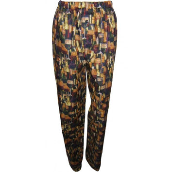 Sonoma Wines Pajama Bottoms