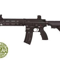 H&K 416 CQB Elite Airsoft Electric AEG Gun - 0.240 Caliber
