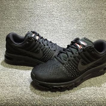 "NIKE AIR MAX 2017 ""Triple Black """