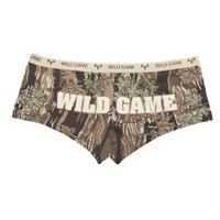 Rothco Women's Wild Game/Booty Shorts, Smokey Branch, XX-Large