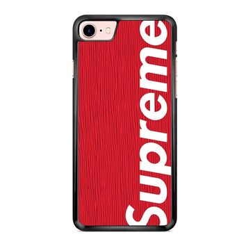 Supreme 1 iPhone 7 Case