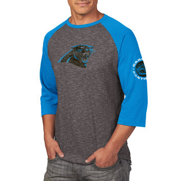 Carolina Panthers Great Move 3 Quarter Sleeve T-Shirt