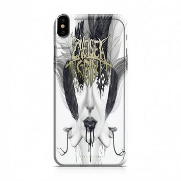 Chelsea Grin iPhone X case