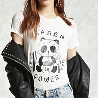 Ramen Power Slub Knit Tee
