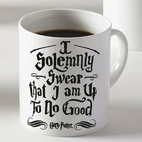 I Solemnly Swear Harry Potter Magic Spell Mug Two Sides