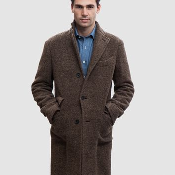 Trunk | The Gigi | Alpaca Antares Coat