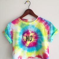 Etsy Transaction -          Tie Dye Sweetheart Tee
