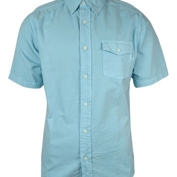 Woolrich Men's 'Seaport Pigment' Oxford Shirt