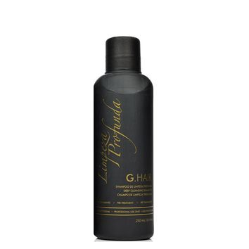 INOAR MOROCCAN G HAIR DEEP CLEANSING SHAMPOO 250ml/8,4fl.oz.