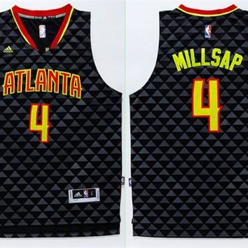 Atlanta Hawks Paul Millsap #4 jerseys