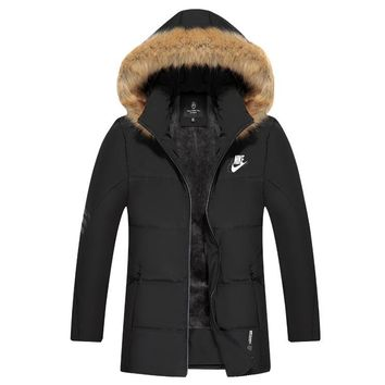 Trendsetter Nike Women Men Cardigan Jacket Coat