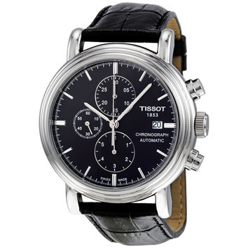 Tissot CARSON Mens Chronograph Automatic Watch T068.427.16.051.00