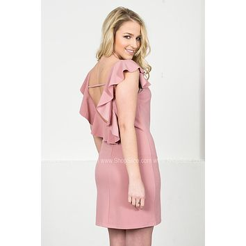 Harper Pink Party Dress