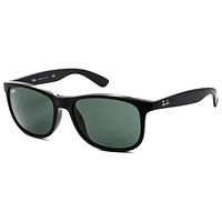 Sunglasses Ray-Ban RB4202 ANDY 606971 MATTE BLACK