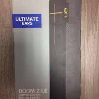 Ultimate Ears Boom 2 Limited Edition Portable Bluetooth Speaker New