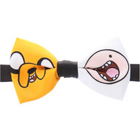 Adventure Time Finn & Jake Bow Tie | Hot Topic