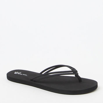 Volcom Forever And Ever Knotted Strap Sandals at PacSun.com