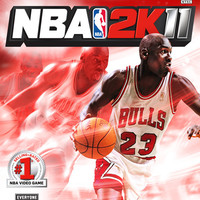 NBA 2K11 - Xbox 360 (Game Only)