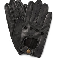 Dents - Delta Leather Driving Gloves